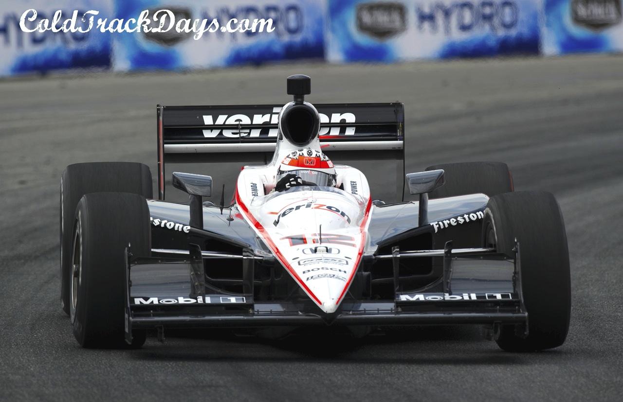 NEWS // WILL POWER WINS @ 2010 HONDA INDY TORONTO
