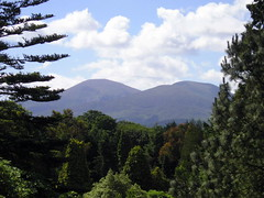 View of the Mournes from Castlewellan Forest Park (bazmcq) Tags: uk ireland northernireland northern forestpark ulster mournemountains castlewellan mournes northernirelandphotography barrymcqueen yahoo:yourpictures=bestofbritish yahoo:yourpictures=landscape