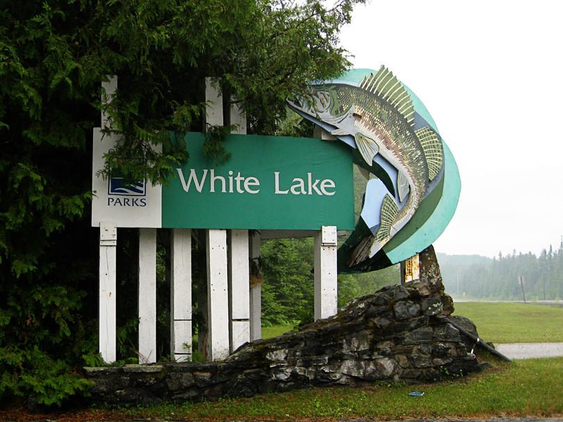 White Lake Provencial Park