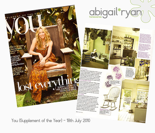 abigail*ryan in You, Supplement of the Year...