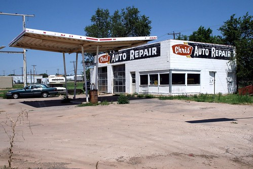 chris' auto repair