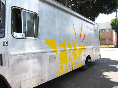 Tasting with Frysmith Food Truck