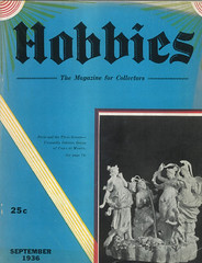 Hobbies Magazine front cover
