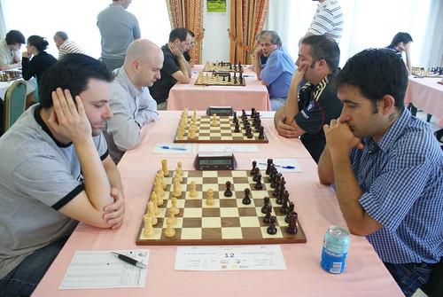 Oscar de la Riva (AND) vs Francisco Hernández (ESP)