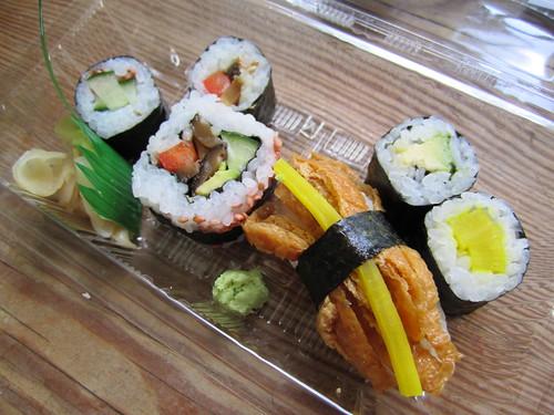 Sweet Deli Vegan Sushi