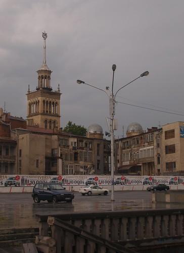 Respublikis Moedani, Tbilisi