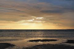 Høve Strand in Sunset (Appaz Photography☯) Tags: holiday ferie koloni camp sunset odsherred vig nordvestsjælland denmark beach strand clouds sky skyer sea ocean water nature cloud air