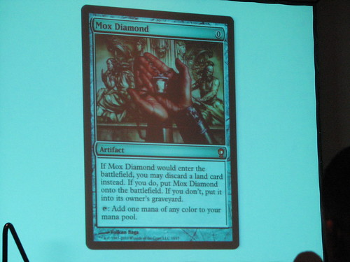 Mox Diamond from From the Vault: Relics