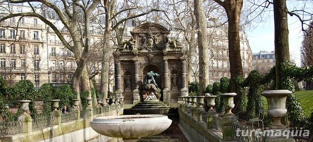 Jardim de Luxemburgo - Paris