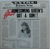 1987 JULIE BROWN THe Homecoming Queen's Got A Gun 12 inch single record COMEDY 1980s (Christian Montone) Tags: records graphics juliebrown album 1987 vinyl cover albums lp record 1980s sleeve lps sleeves
