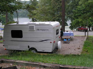 Melton Hill Dam Campground 4821000942_a7f9f83d81