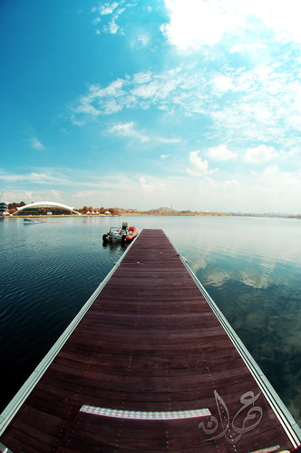 Jetty @ Putrajaya Lake