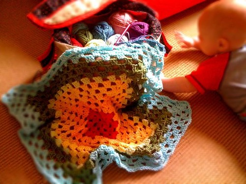 Big Granny Square