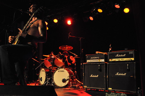 High On Fire at Capital Music Hall