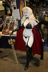 BelleChere as Lady Death (V Threepio) Tags: costume comic sandiego cosplay convention comiccon bellechere sdcc ladydeath comiccon2010