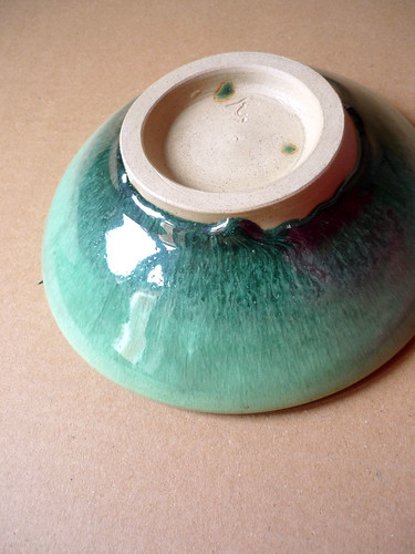green test bowl