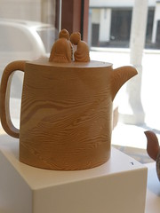 P7240216 (Ant Ware) Tags: art ceramic ceramics hand handmade made clay pottery teapot yixing risha