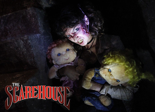 ScareHouse Hugs!