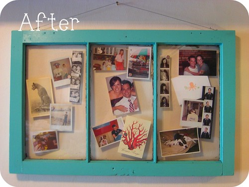 window collage frame