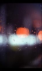 Mas lluvia, mas lugares, mas nostalgia. (Nina Across the Universe) Tags: espaa film lluvia bokeh gotas nostalgia tenerife forzado nikonfm2 benedetti kodakproimage 100800 ninoskalamilla