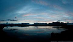 Panorama (Thomas Suurland) Tags: sunset panorama water iceland twilight 2007 suurland thomassuurland