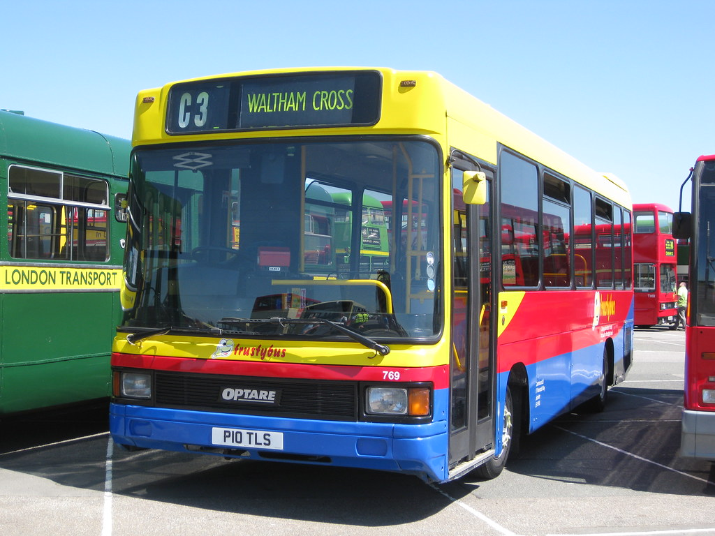 The worlds newest photos of trustline flickr hive mind centrebus ex trustybus 769 p10tls at north weald 2010 alex 397 1betcityfo Images