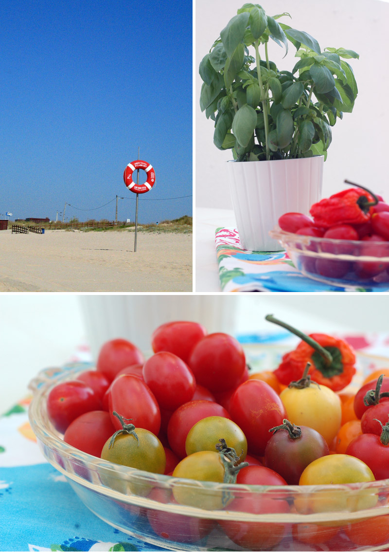 comida de praia