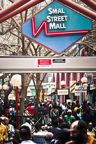 Jozi walkabout - Smal Street Mall-2