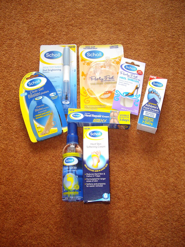 Scholl contest prizes