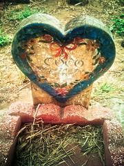 pet gravestone