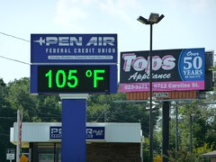 PA says 105