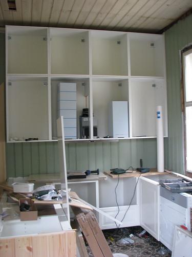 Kjøkken underveis 002