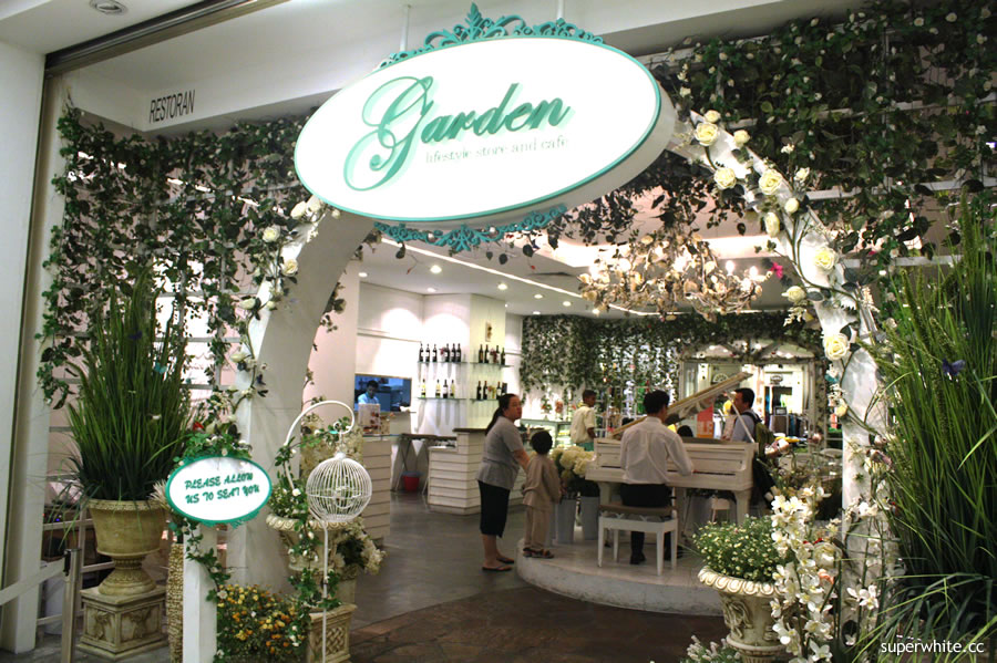 Garden Cafe at 1 Utama