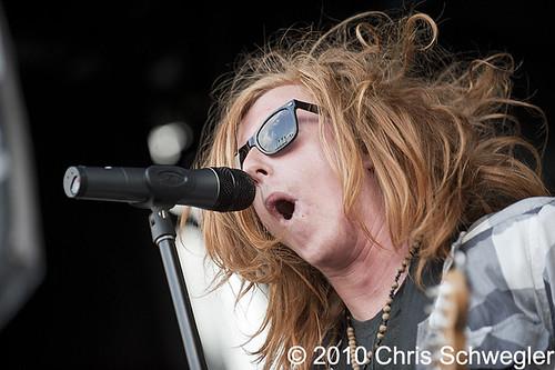 We The Kings - 07-30-10 - Vans Warped Tour, Comerica Park, Detroit, MI
