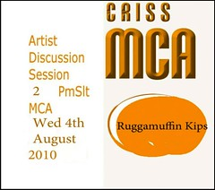 Criss MCA : Artist Discussion Ruggamuffin Kips