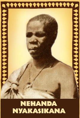 Nehanda was the leader of the resistance organized by the Mashona people against white-settler colonialism in Zimbabwe. She was captured and executed by the British for her fearless struggles against British imperialism. by Pan-African News Wire File Photos