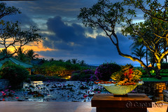 Stormy Sunrise, Bali