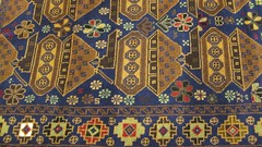 War carpet from Afghanistan