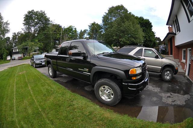 2003 black truck diesel sierra chevy silverado gmc 2500 floirda duramax