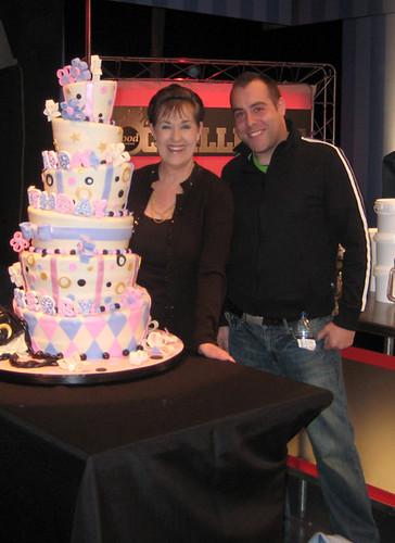 Surprise Birthday Cakes Food Network Challenge