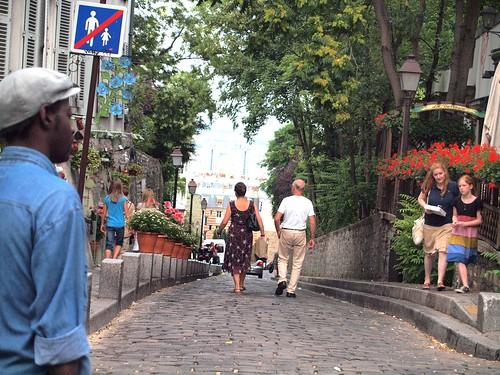 Lugares que visitar en Montmartre