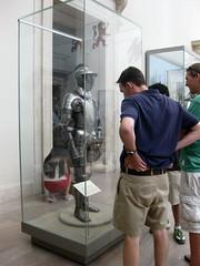 guys checking out extra large you know what (bigsassysmurf) Tags: nyc manhattan medieval knight met armour metropolitanmuseumofart bodyarmor