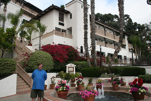 Hacienda Hotel Old Town - Mike and Flowers