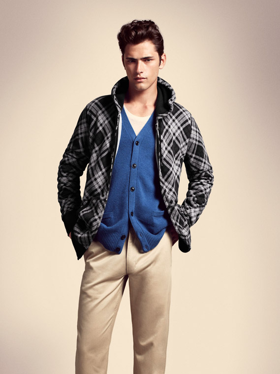 UNIQLO 0451_Fall 2010_Sean O'Pry