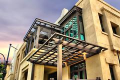 Dubai - Burj's area (HDR Image) (A