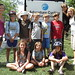 <b>Jessie, Sarah, Eli, Simon, Micheal, Noah, Wren, Leah, Anna, Keelan, Matthew & Andrew</b><br /> Date: 8/4/2010 Hometown: Missoula TRIP  From: The University of Montana, Missoula To: Adventure Cycling Association offices in downtown Missoula