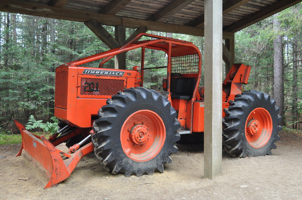 Timberjack 330 skidder manual