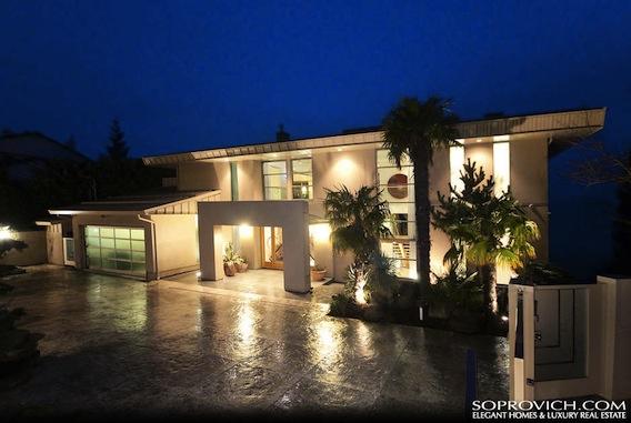 Daniel Graystone's Caprica House