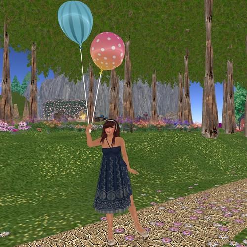 { dollipops } *balloonism
