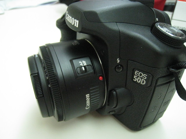 Attached To 50D
